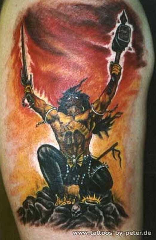 Tattoo peter zweibrücken