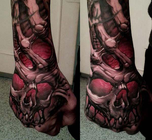 Biomechanik Part 01 Tattoo Spirit