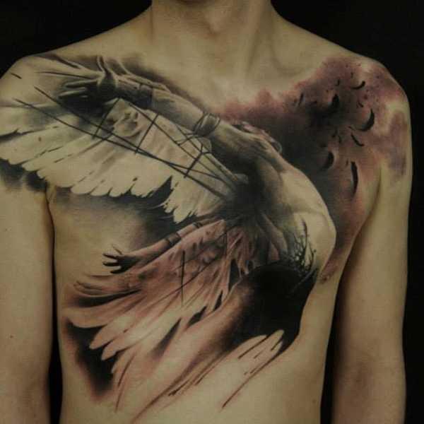 Engel Tattoos - Tattoo Spirit