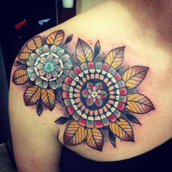 Blumen Bedeutung Tattoo Spirit