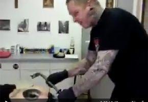 Das schnellste Tattoo der Welt