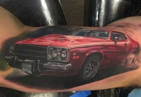 Auto-Tattoos Part 01