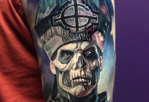 10 Tattoos mit Paul Acker