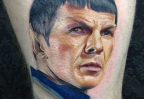 Ruhe in Frieden Mr Spock