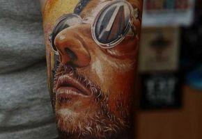 10 Tattoos mit Dmitriy Samohin