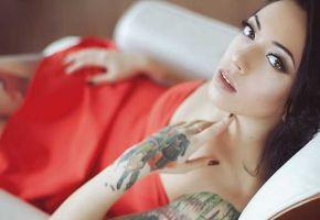 10 Tattoos mit Valentina Ryabova