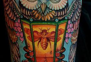 Oldschool - Tattoos aus der alten Schule