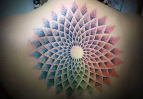 Spektakuläre Mandala Motive