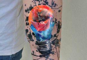 Aquarell Tattoos Part 02