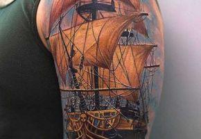 Beeindruckende Segelschiffe