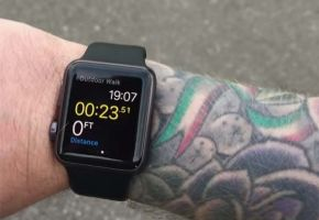 Hat die Apple Watch Probleme mit Tattoos?