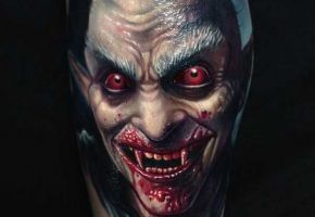 Gruselige Vampire