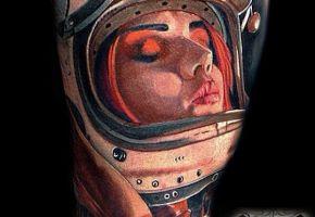 Die Welt der mutigen Astronauten