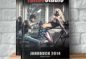 Das grosse Tattoo-Studio Jahrbuch 2014