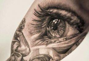 30 irre Hyper-Realistik Tattoos