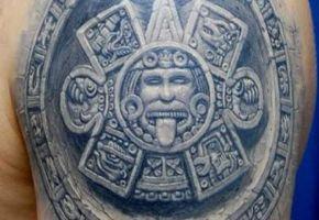 Die Motive der Azteken