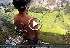 Crazy Suspension Basejump