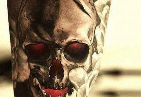 Skulls - Beeindruckende Totenschädel - Part01