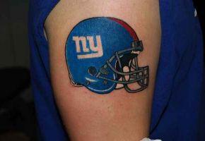 Jeden verdammten Sonntag - Football-Tattoos