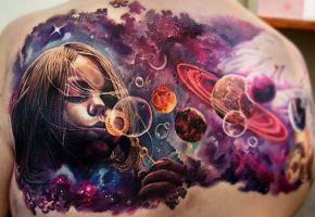 Cosmic Tattoos