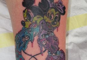 Samiis Tattoo Design - Essen
