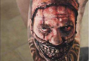 Morbide American Horror Story Tattoos