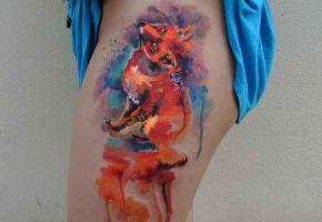 Ein Tag - ein Tattoo