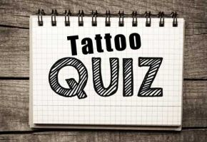 Tattoo-Quiz -Part 01
