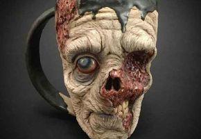 Der Becher für Kaffeezombies