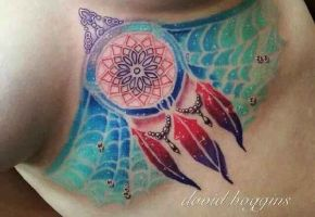 Dreamcatcher Tattoos - Part 2