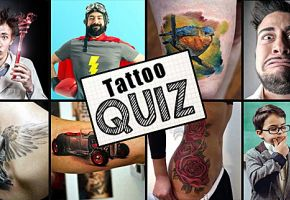 Tattoo-Quiz - Part 2