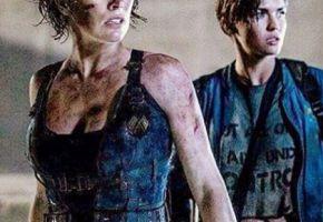 Ruby Rose & Resident Evil
