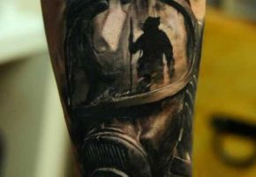 17 grandiose Firefighter-Tattoos