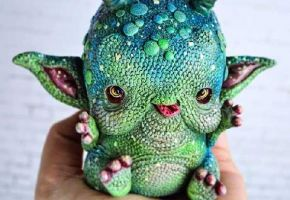 I Make Creatures - Sandra Arteaga