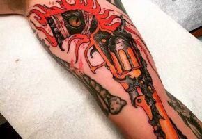 Waffenscheinfreie Tattoo-Motive