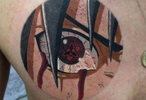 20 geniale Naruto Tattoos