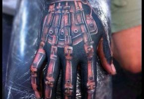 20 Amazing Crazy Tattoos