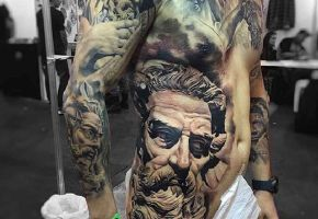 Tattoo Architektur