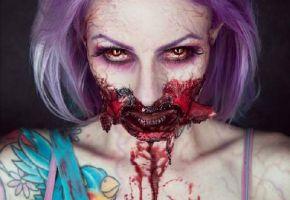 22 Most Creepy Makeup Nightmares by Sarah Mudle