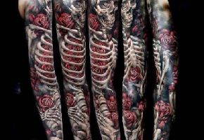 40 grandiose Arm-Sleeve Tattoos