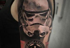 Stormtrooper Tattoos
