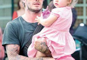 10 Fakten über David Beckham