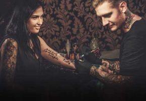 Über 12 Millionen Tattoo-Fans