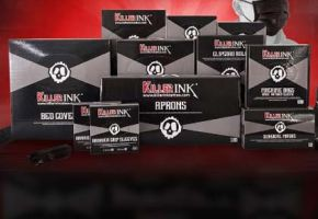 Black Line Serie von Killer Ink Supply