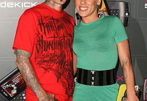 Neues Tattoo Studio von Pinks Ehemann