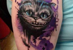 Cheshire Cat - Die Grinsekatze