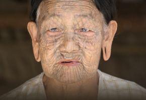 Die Chin Frauen aus Myanmar