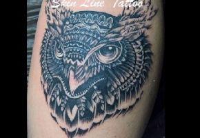 Skin Line Tattoo - Rastatt
