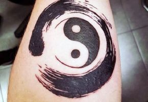 Yin & Yang Tattoos