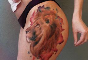 Tattoo Artist Anna Yershova